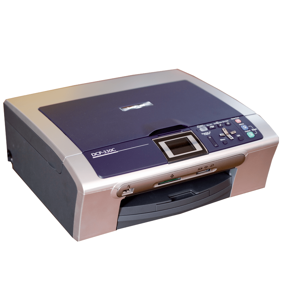 DCP-330C all-in-one inkjet printer