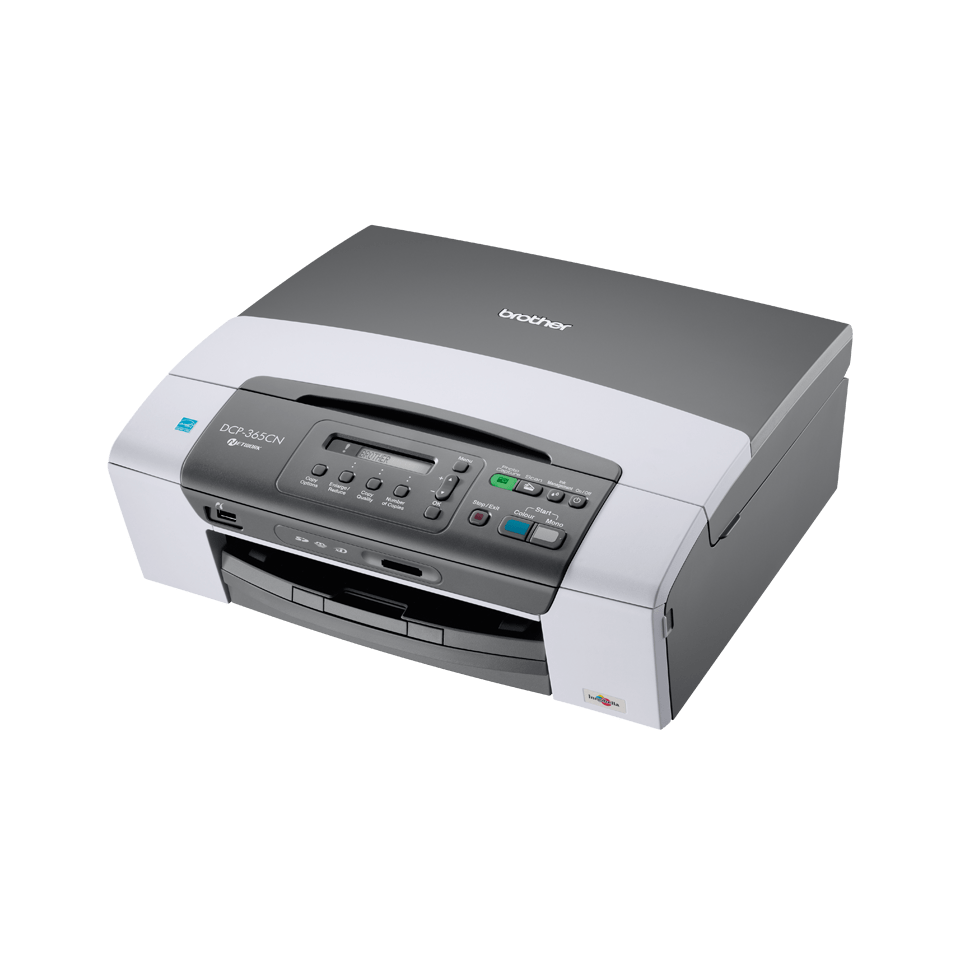 DCP-365CN all-in-one inkjet printer