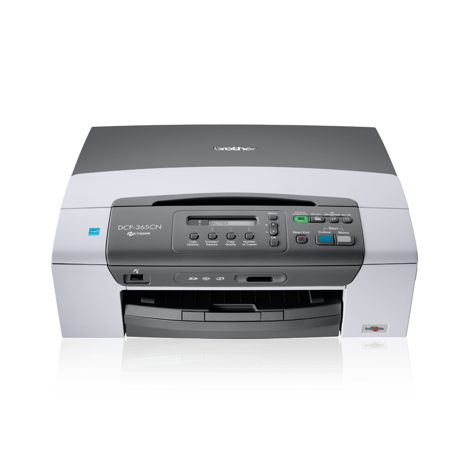 DCP-365CN all-in-one inkjet printer 2