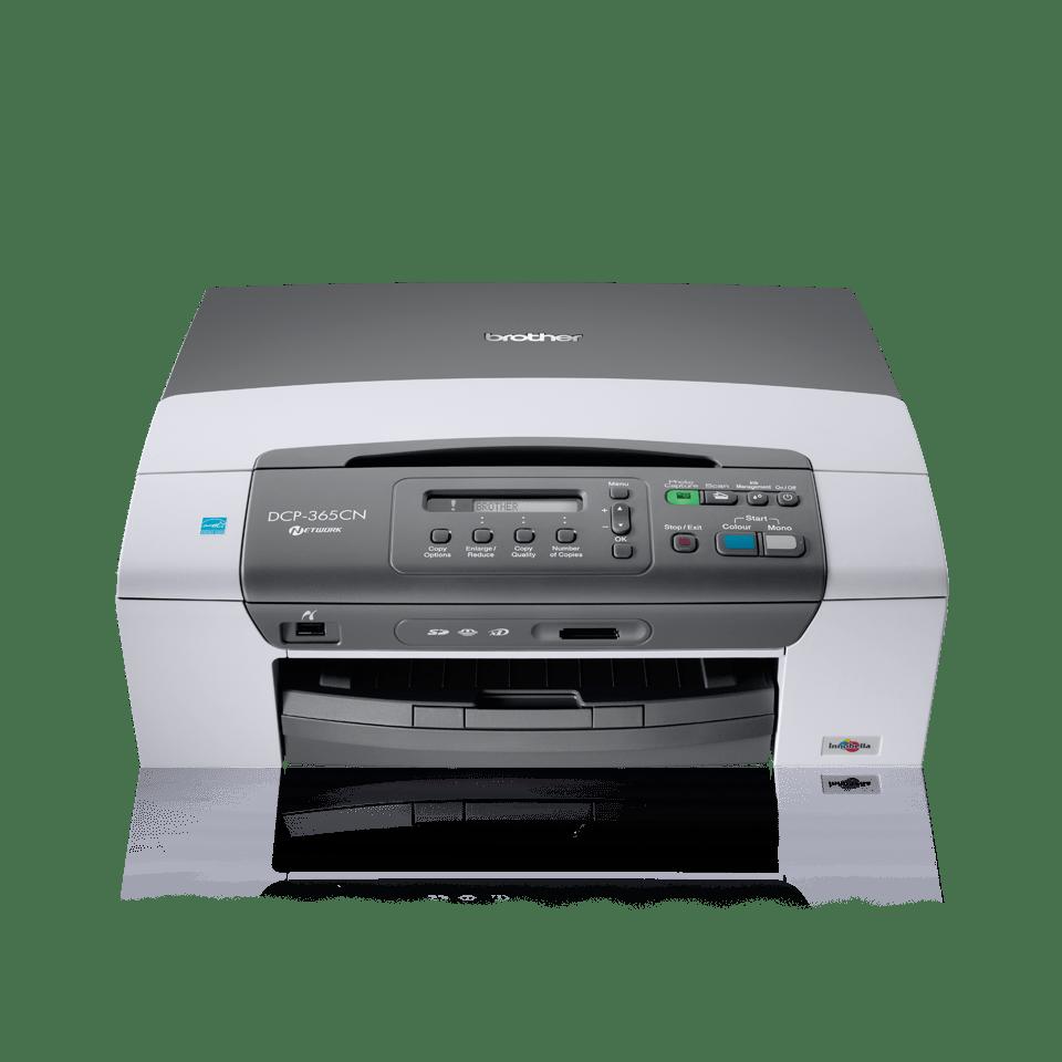 DCP-365CN all-in-one inkjetprinter 2