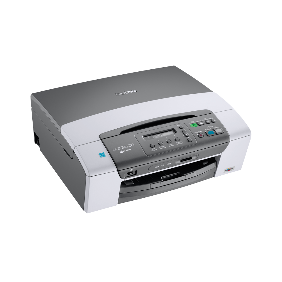DCP-365CN all-in-one inkjet printer 3
