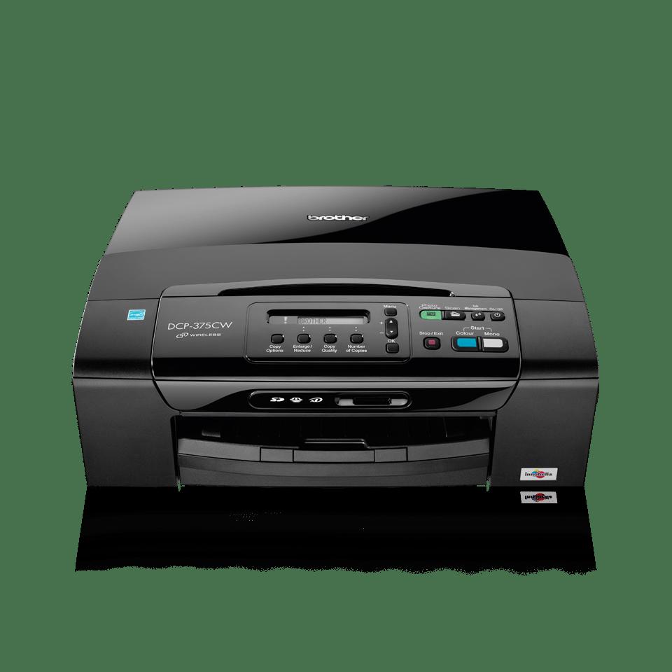 DCP-375CW 3-in-1 inkjet printer