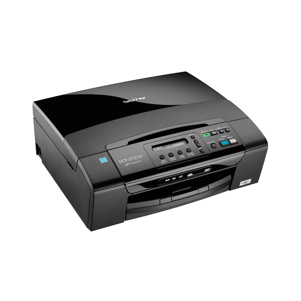 DCP-375CW all-in-one inkjet printer 3