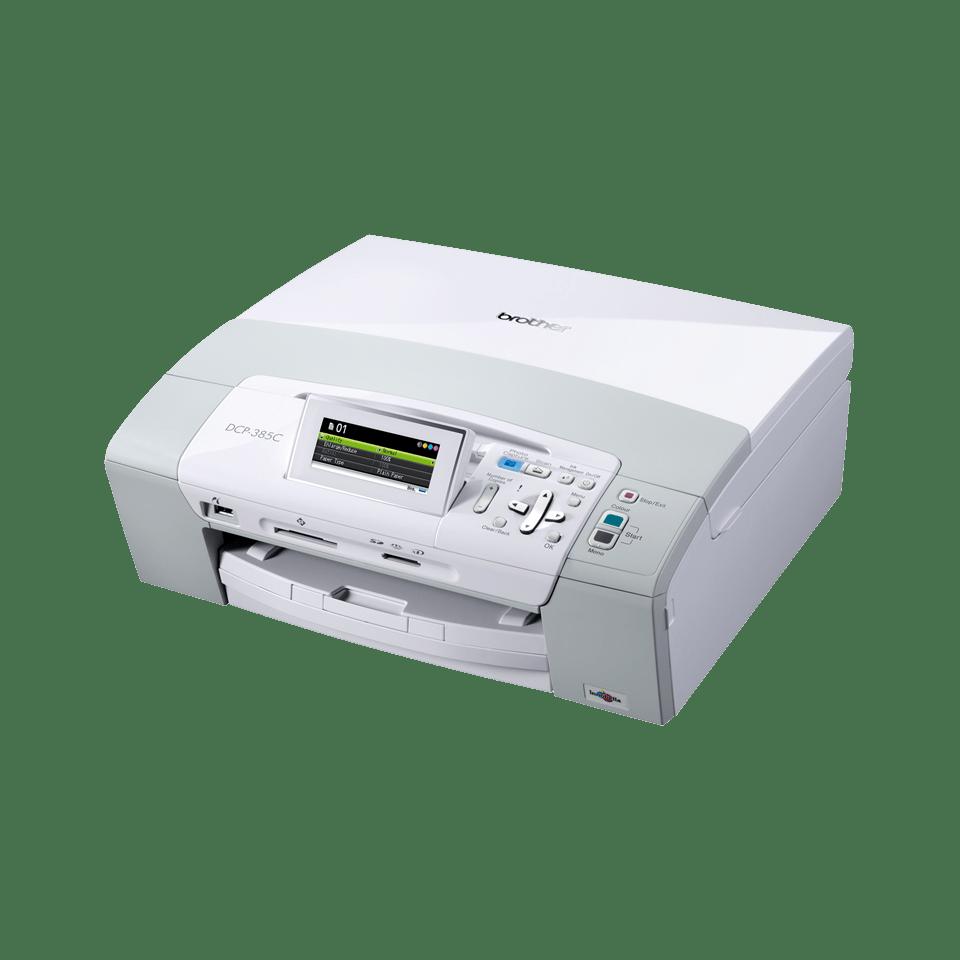 DCP-385C all-in-one inkjet printer