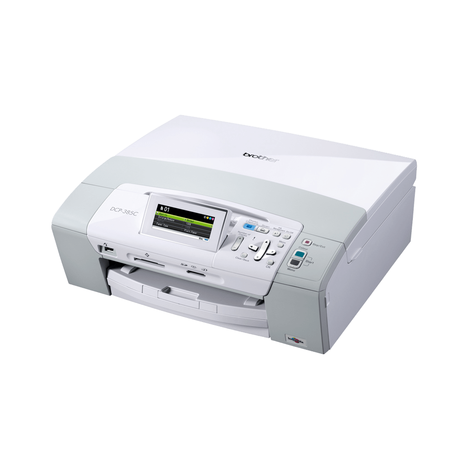 DCP-385C all-in-one inkjetprinter