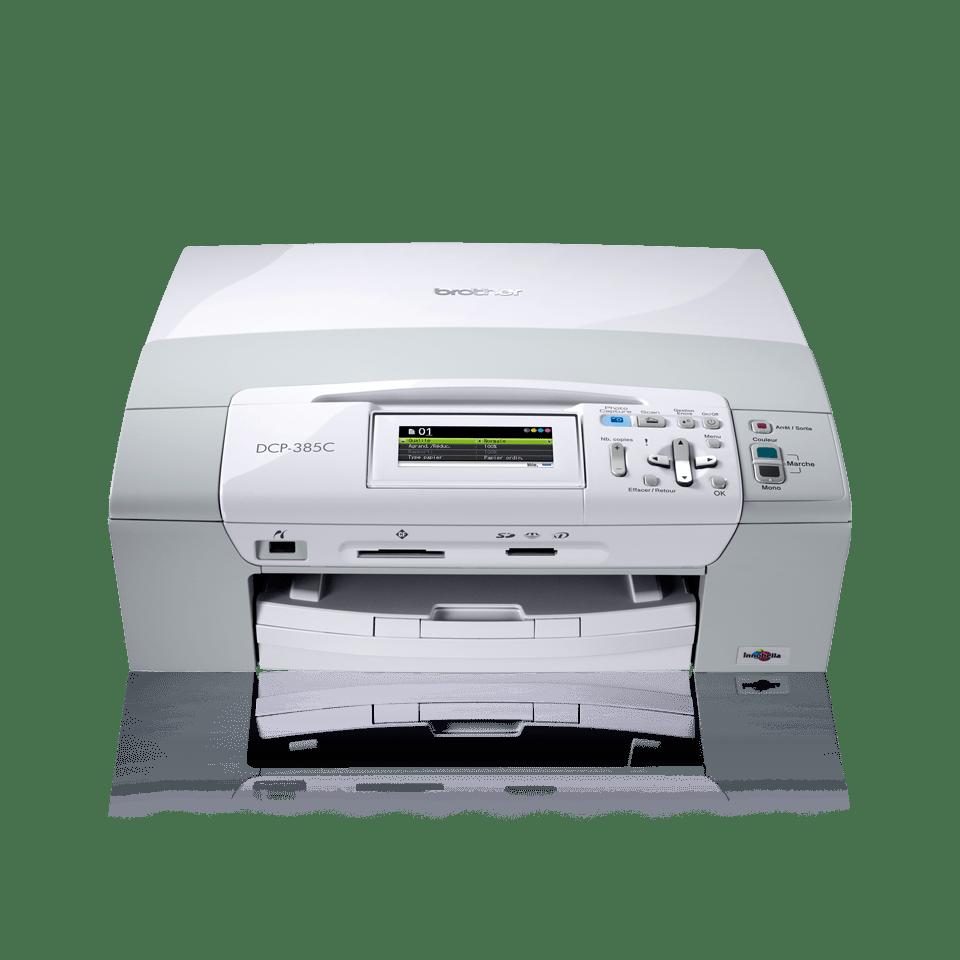 DCP-385C imprimante 3-in-1 jet d'encre