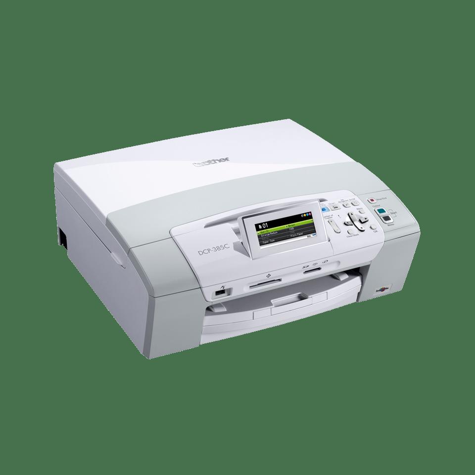 DCP-385C all-in-one inkjet printer 3