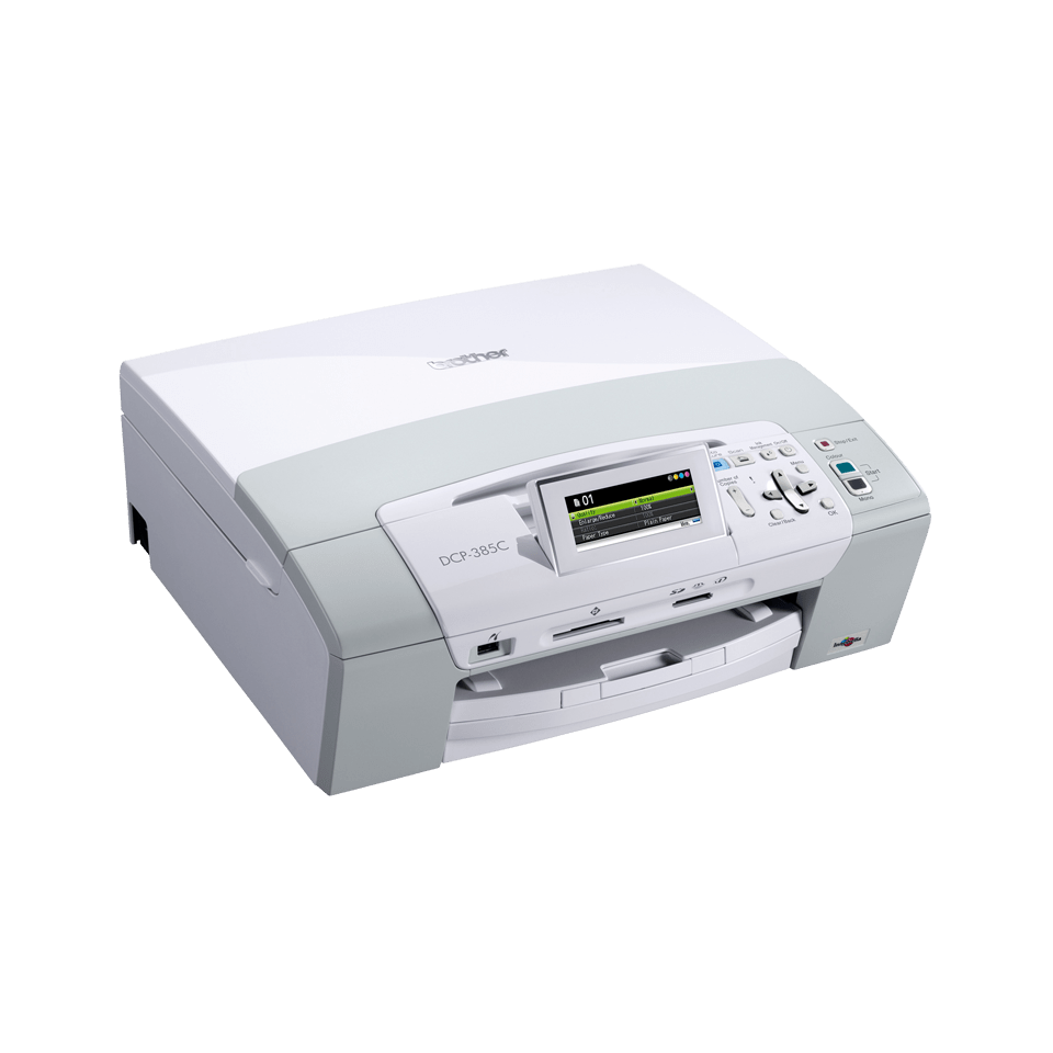 DCP-385C all-in-one inkjetprinter 3