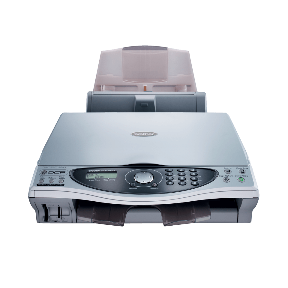 DCP-4020C all-in-one inkjet printer