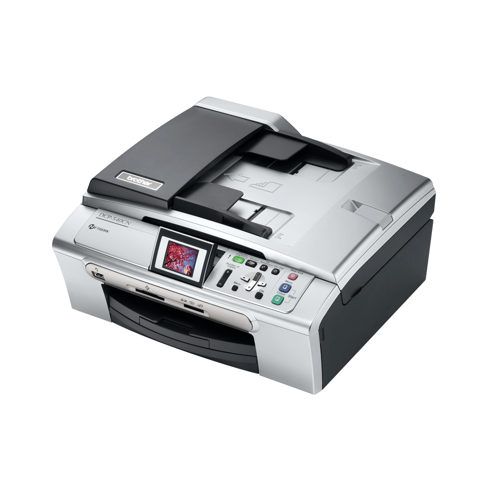 DCP-540CN all-in-one inkjetprinter