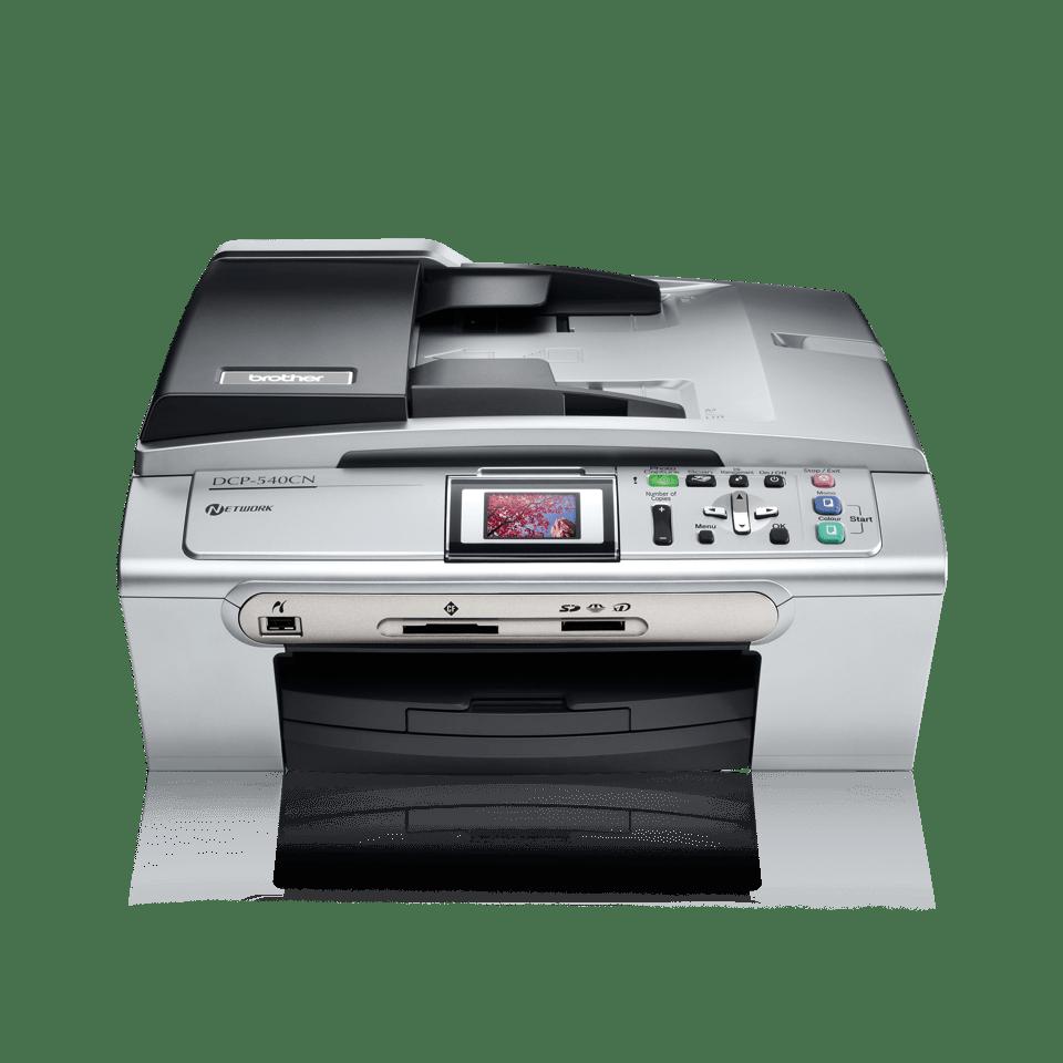DCP-540CN all-in-one inkjet printer 2