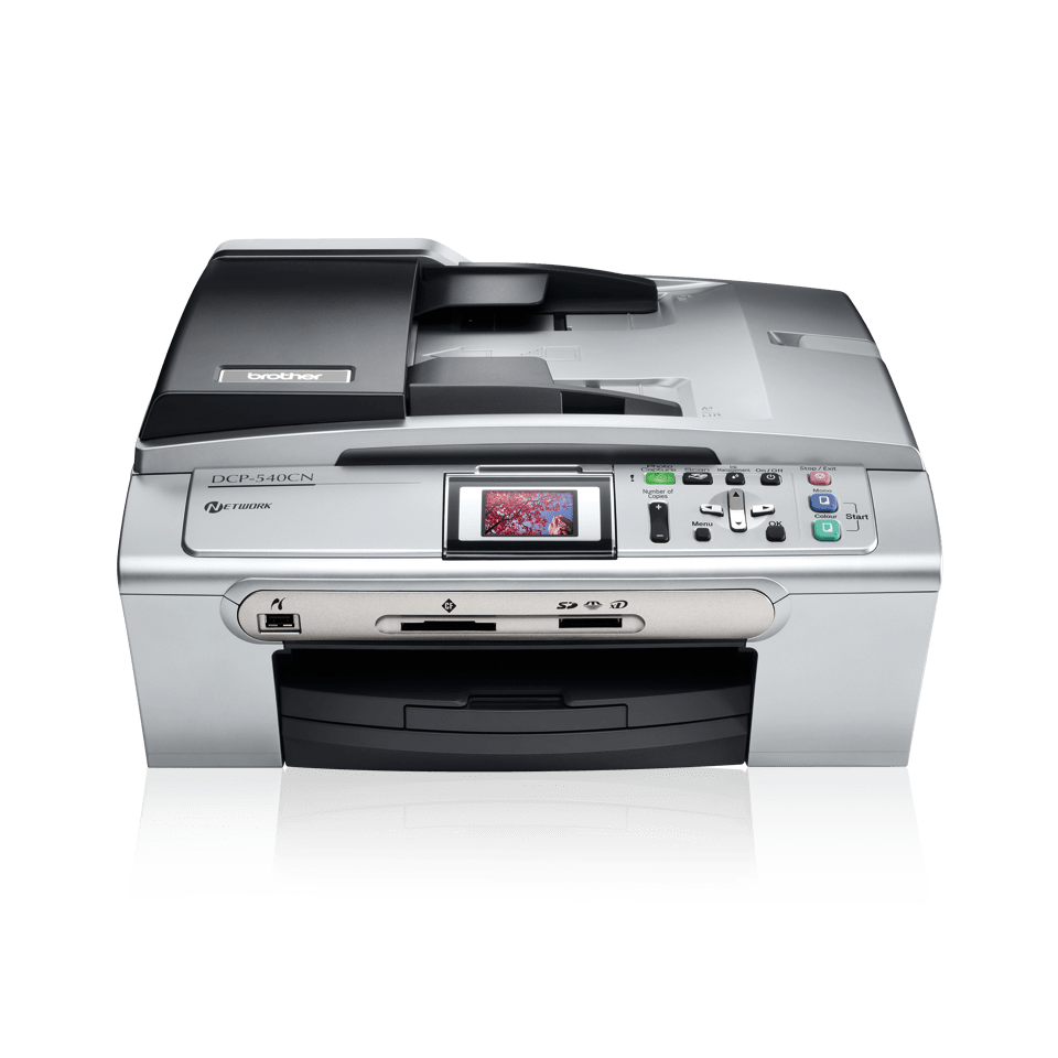 DCP-540CN 3-in-1 inkjet printer