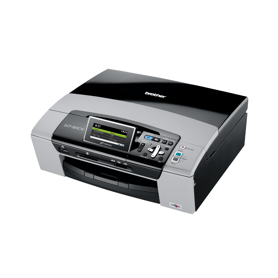 DCP-585CW all-in-one inkjet printer
