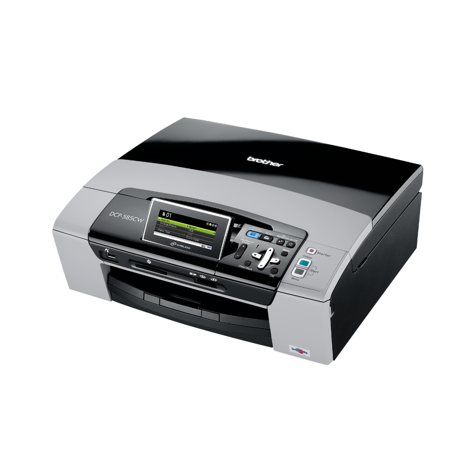 DCP-585CW all-in-one inkjetprinter