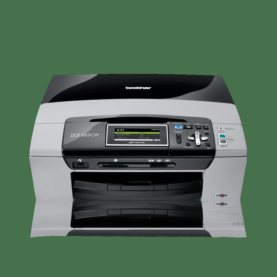 DCP-585CW imprimante jet d'encre tout-en-un 2