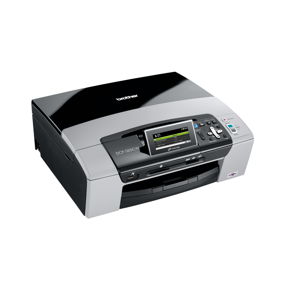 DCP-585CW all-in-one inkjet printer 3
