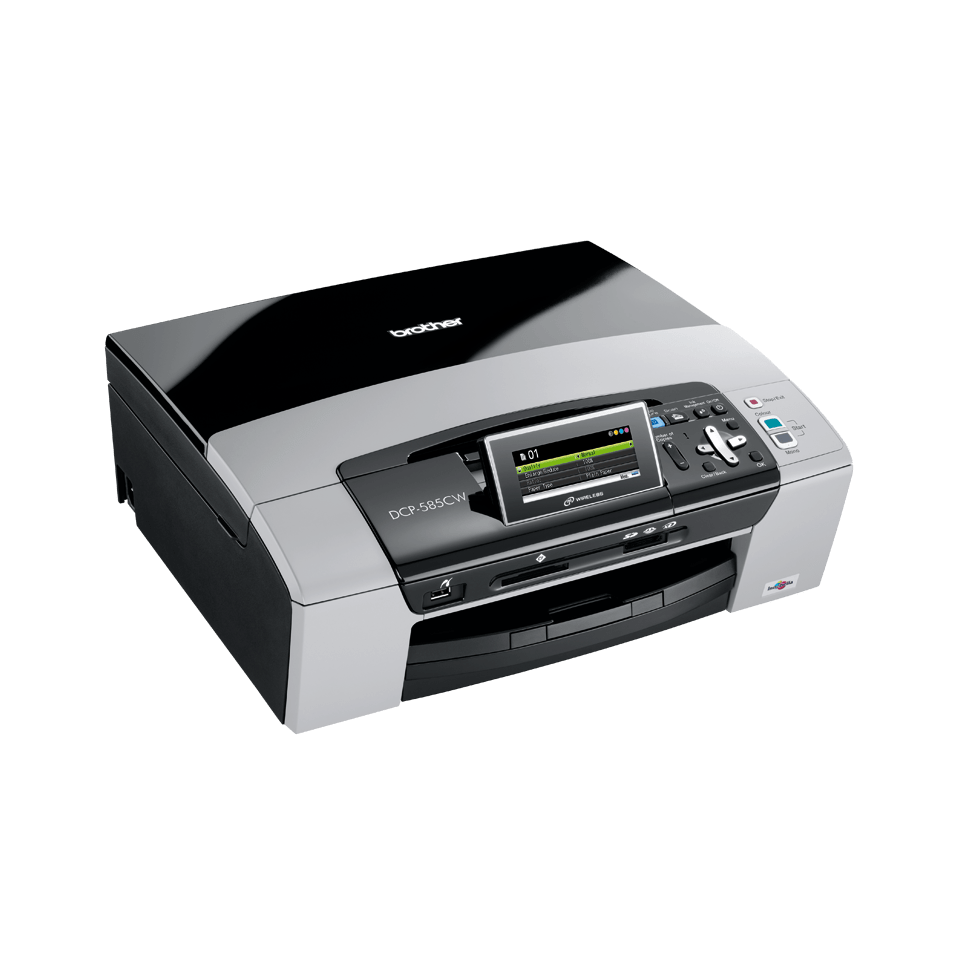 DCP-585CW all-in-one inkjetprinter 3