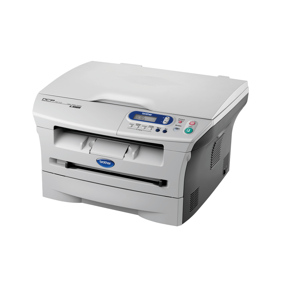 DCP-7010 all-in-one mono laser printer