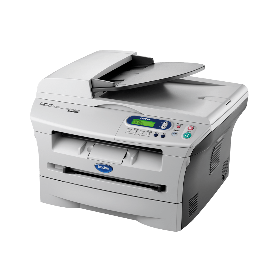 DCP-7025 all-in-one mono laser printer