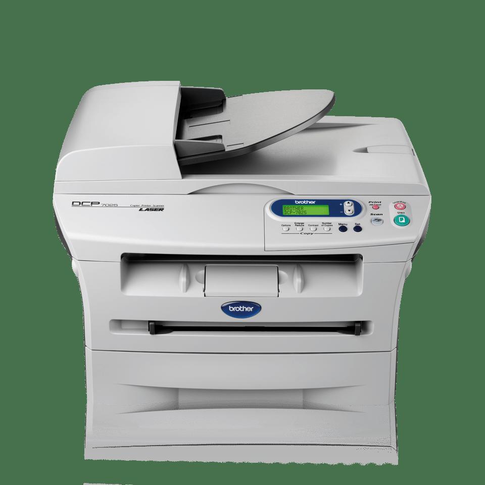 DCP-7025 all-in-one zwart-wit laserprinter 2