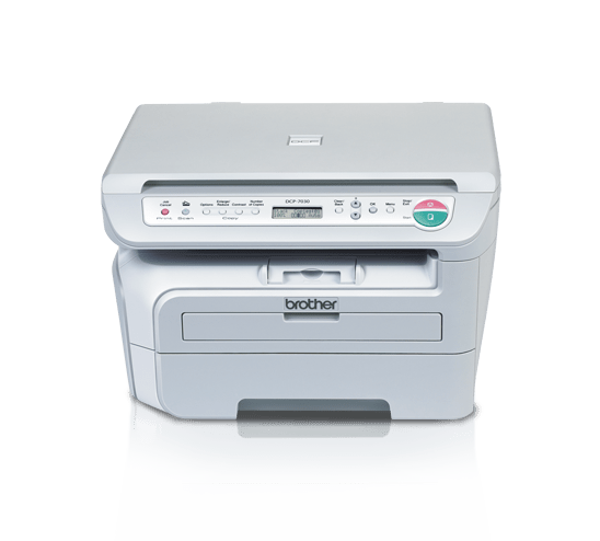 DCP-7030 all-in-one mono laser printer