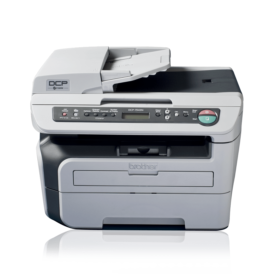 DCP-7045N 3-in-1 mono laser printer