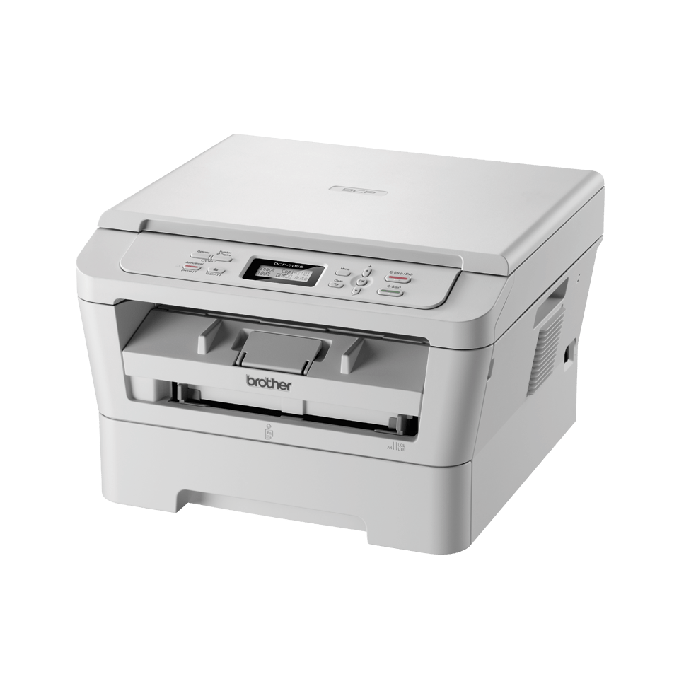 DCP-7055 all-in-one mono laser printer