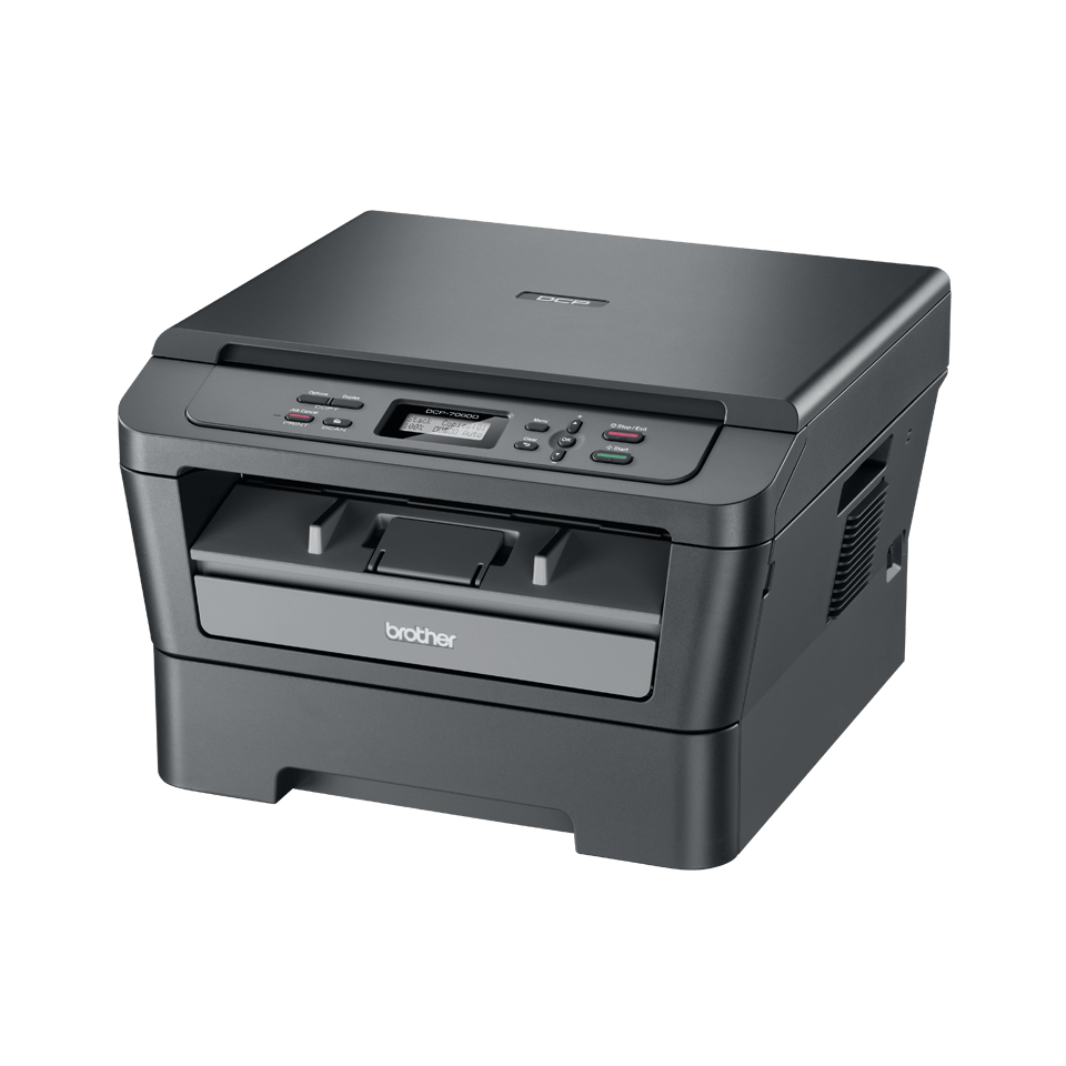 DCP-7060D all-in-one mono laser printer