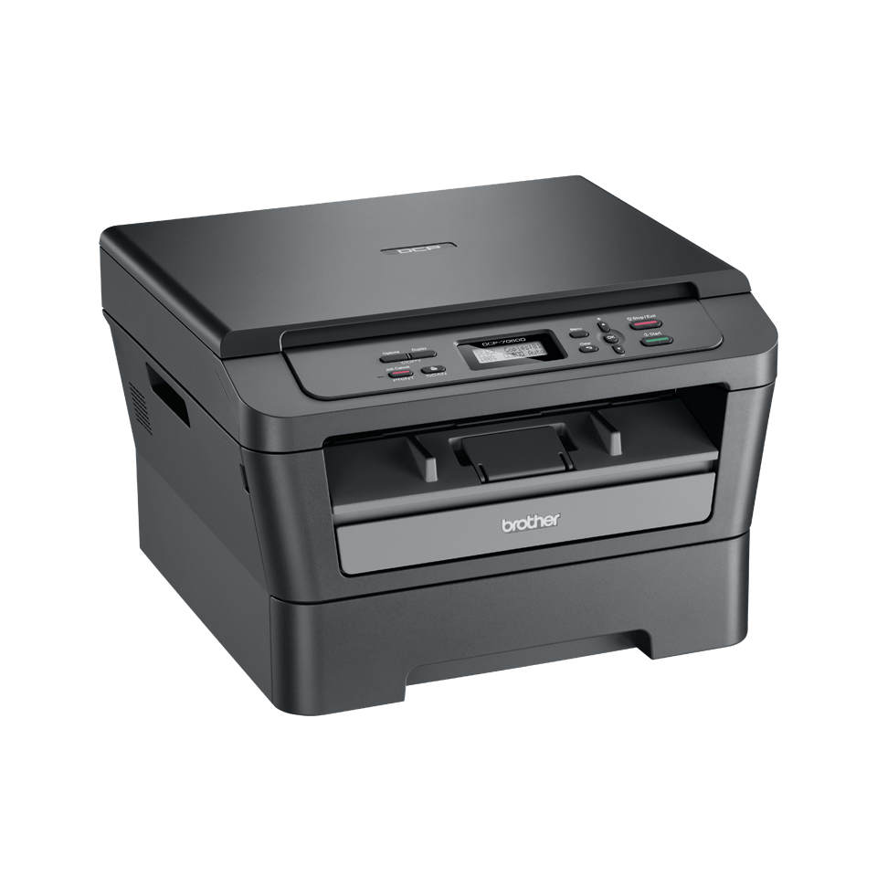 DCP-7060D all-in-one mono laser printer 3