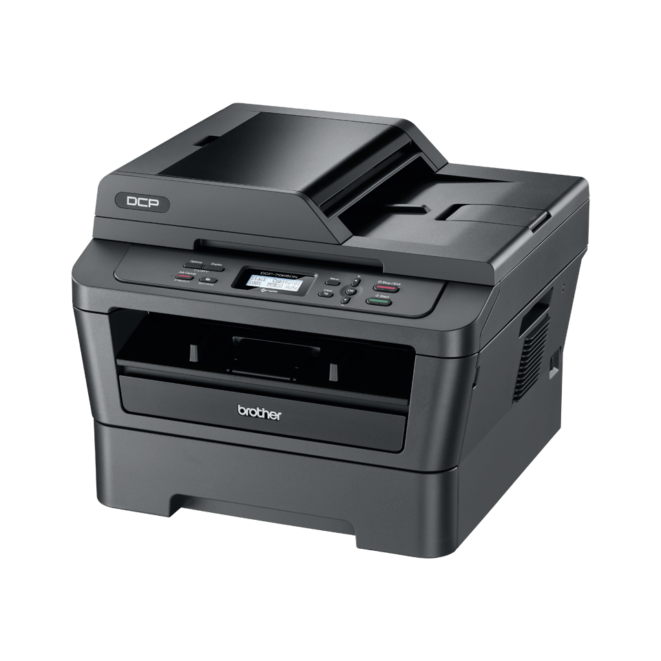 DCP-7070DW all-in-one mono laser printer