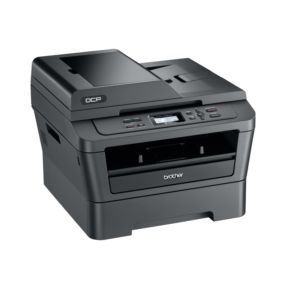 DCP-7070DW all-in-one mono laser printer 3
