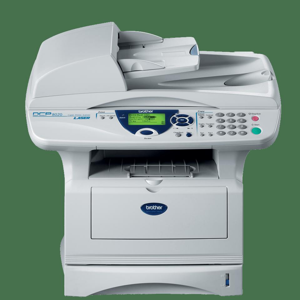DCP-8020 3-in-1 mono laser printer