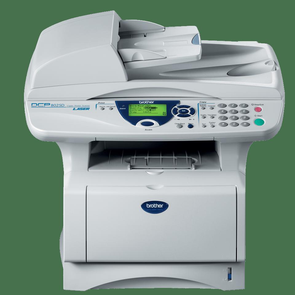 DCP-8025D 3-in-1 mono laser printer