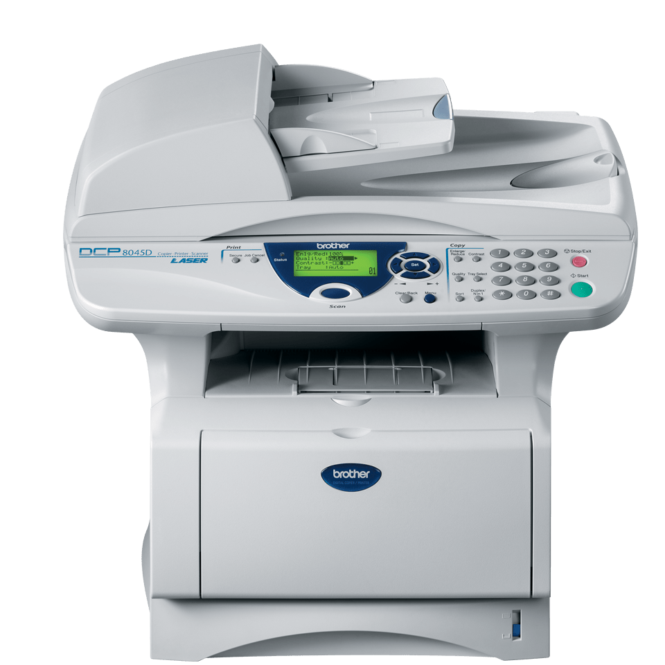 DCP-8045D all-in-one mono laser printer