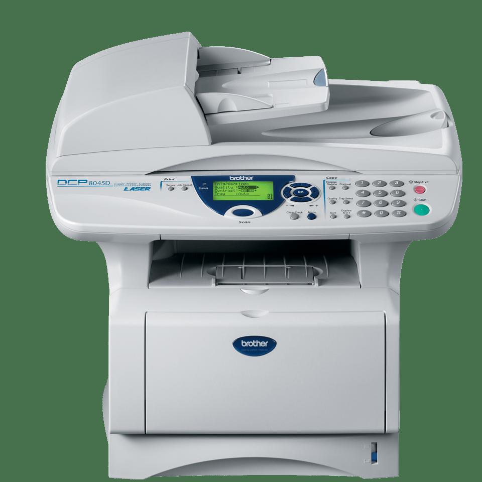 DCP-8045D imprimante 3-en-1 laser monochrome