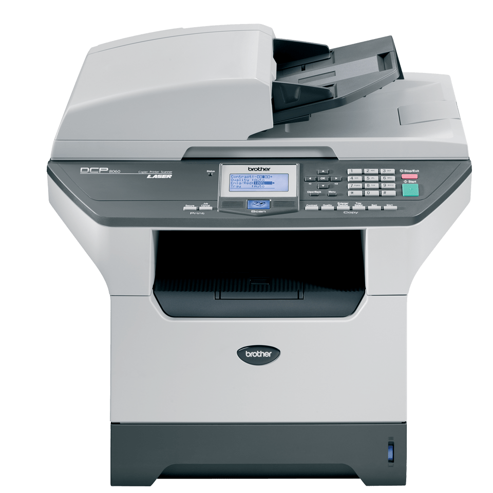 DCP-8060 all-in-one mono laser printer