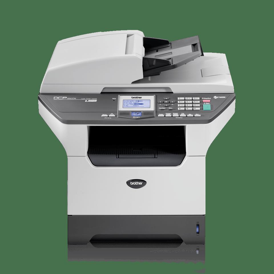 DCP-8065DN 3-in-1 mono laser printer