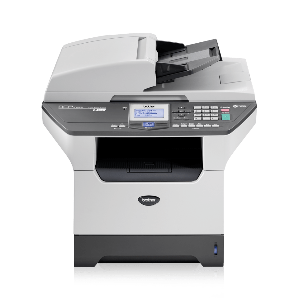 DCP-8065DN all-in-one zwart-wit laserprinter 2