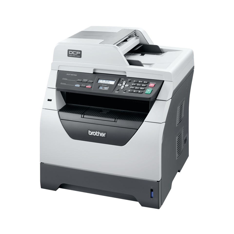 DCP-8070D all-in-one mono laser printer