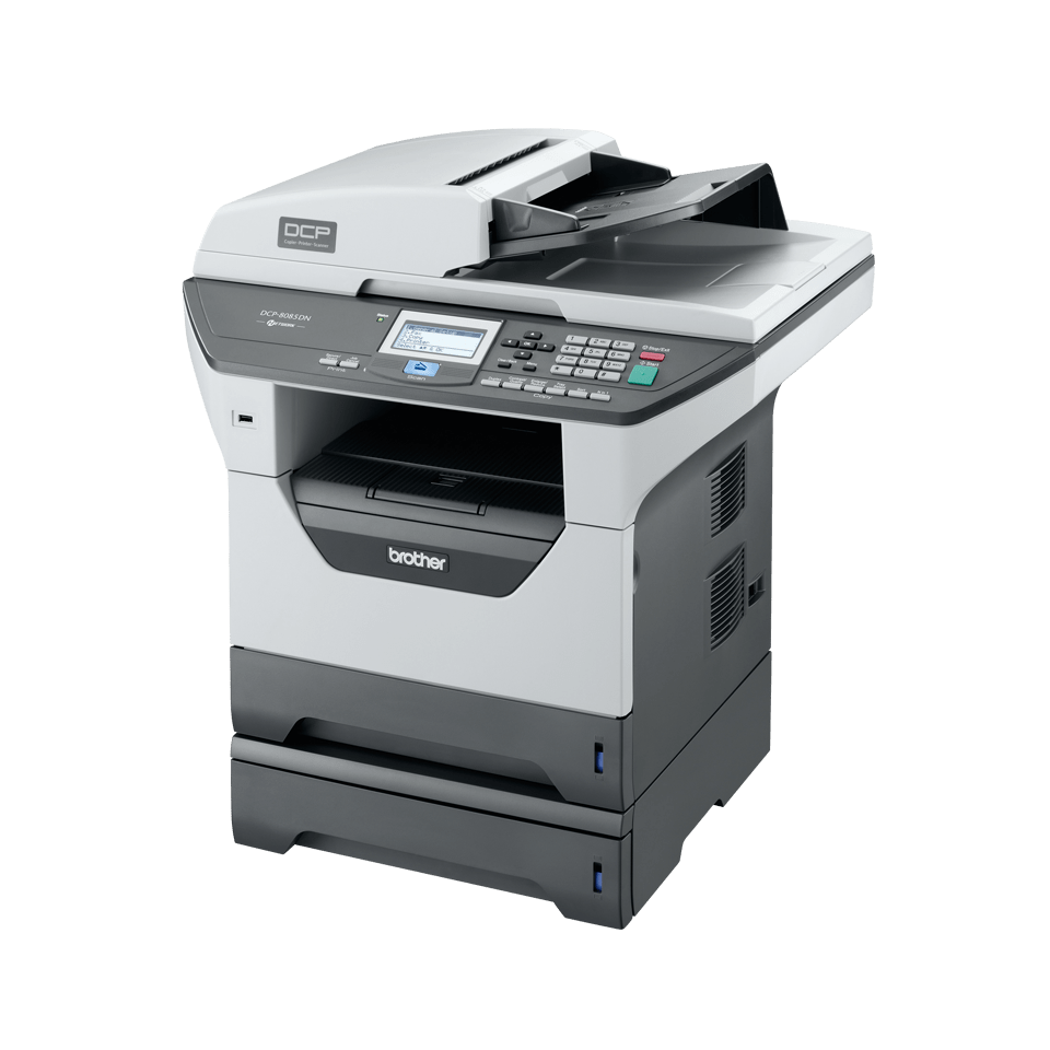 DCP-8085DN all-in-one mono laser printer 4