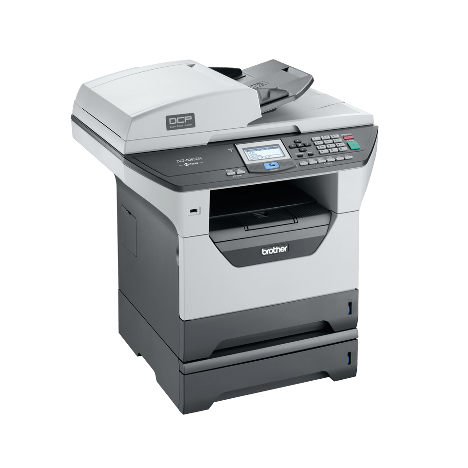 DCP-8085DN all-in-one mono laser printer 5