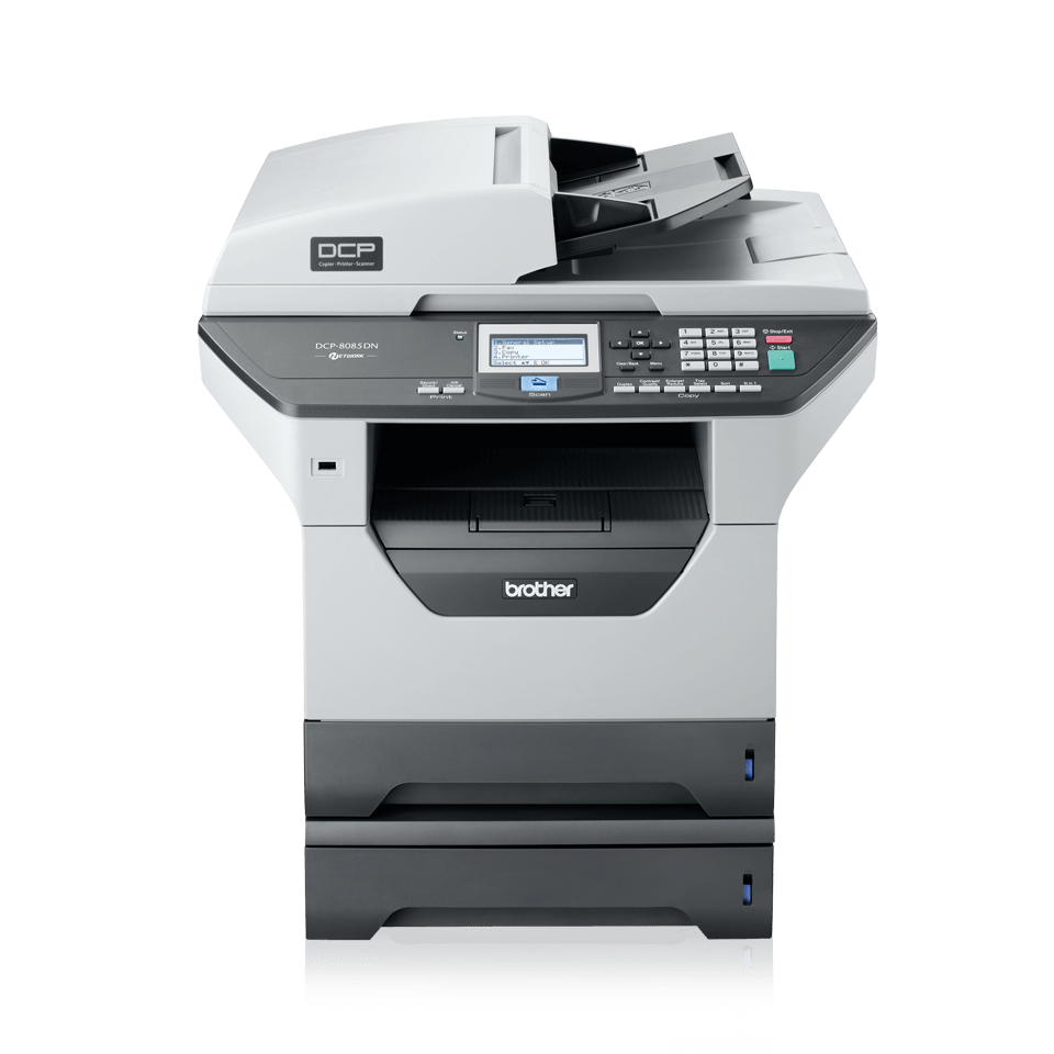 DCP-8085DN all-in-one mono laser printer 6