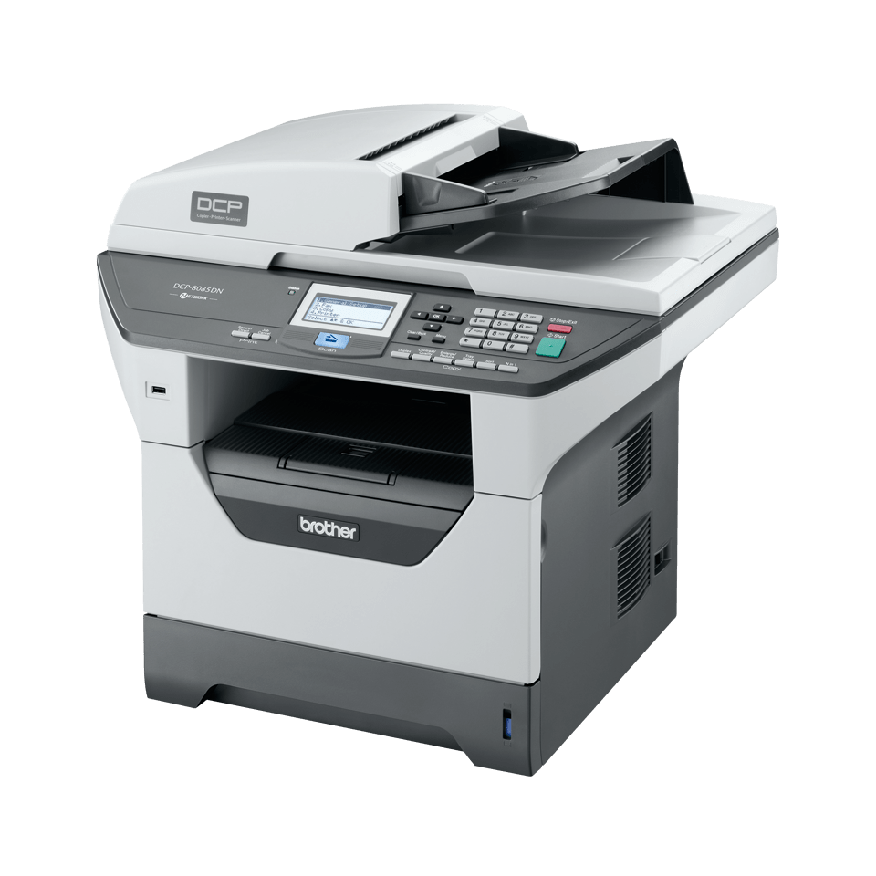 DCP-8085DN all-in-one mono laser printer 2