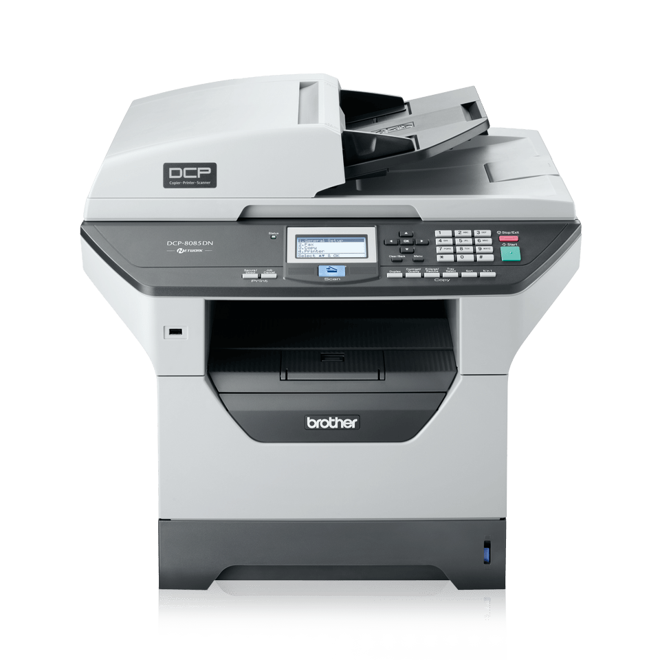DCP-8085DN all-in-one mono laser printer