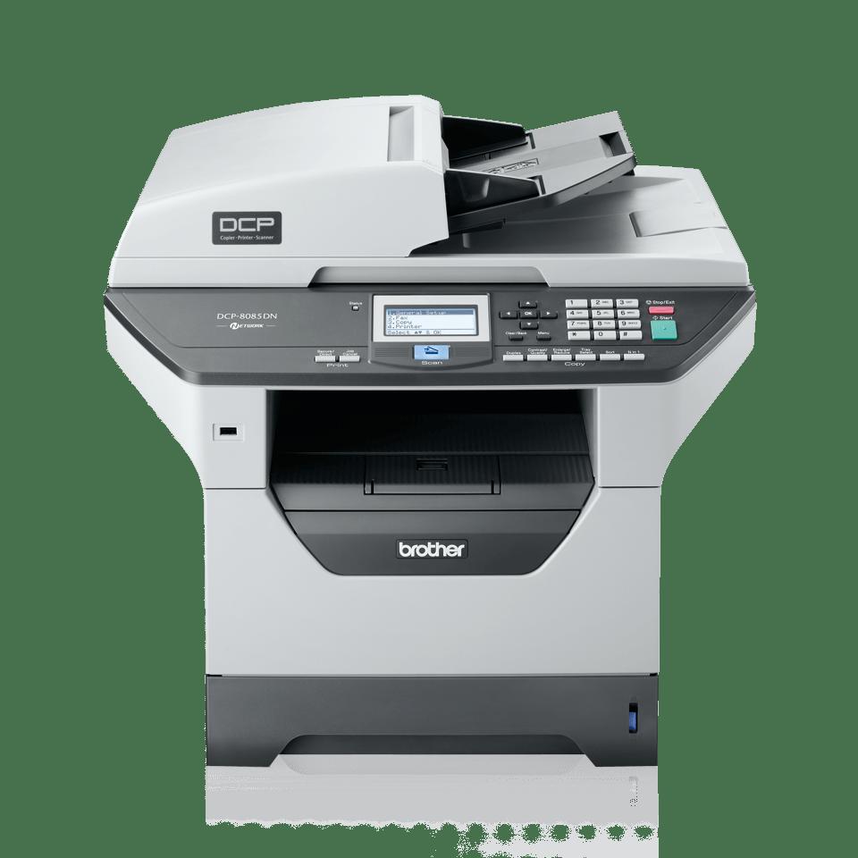 DCP8085DN 3-in-1 mono laser printer