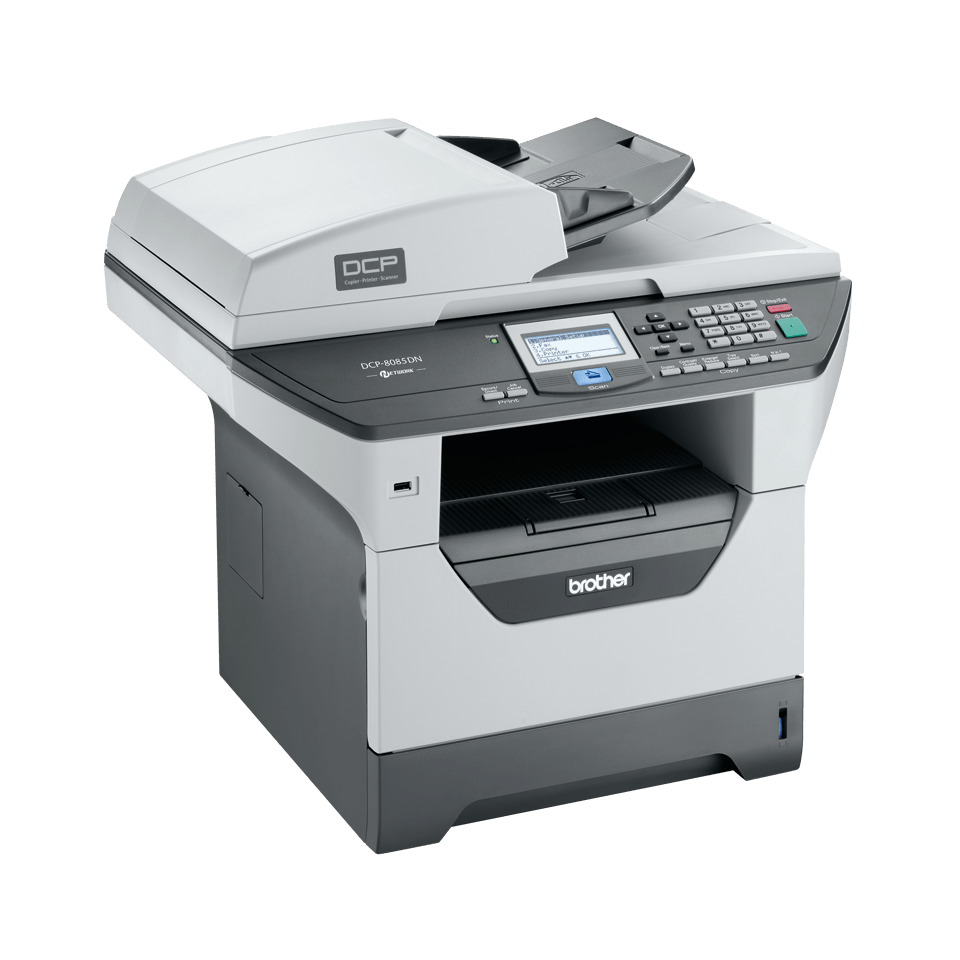 DCP-8085DN all-in-one mono laser printer 3