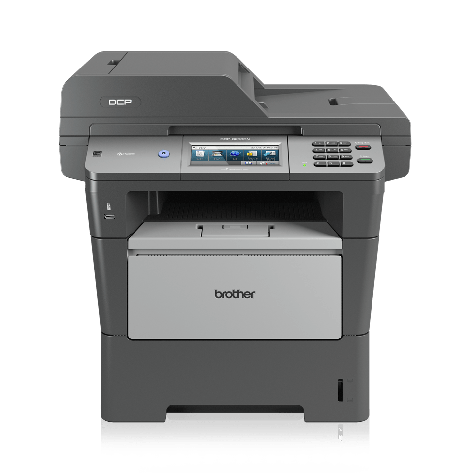 DCP-8250DN all-in-one mono laser printer
