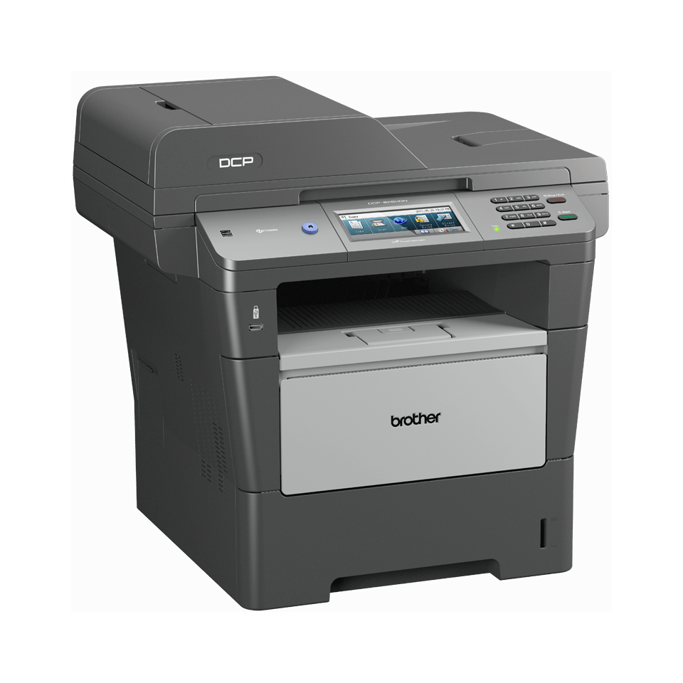 DCP-8250DN all-in-one mono laser printer 3