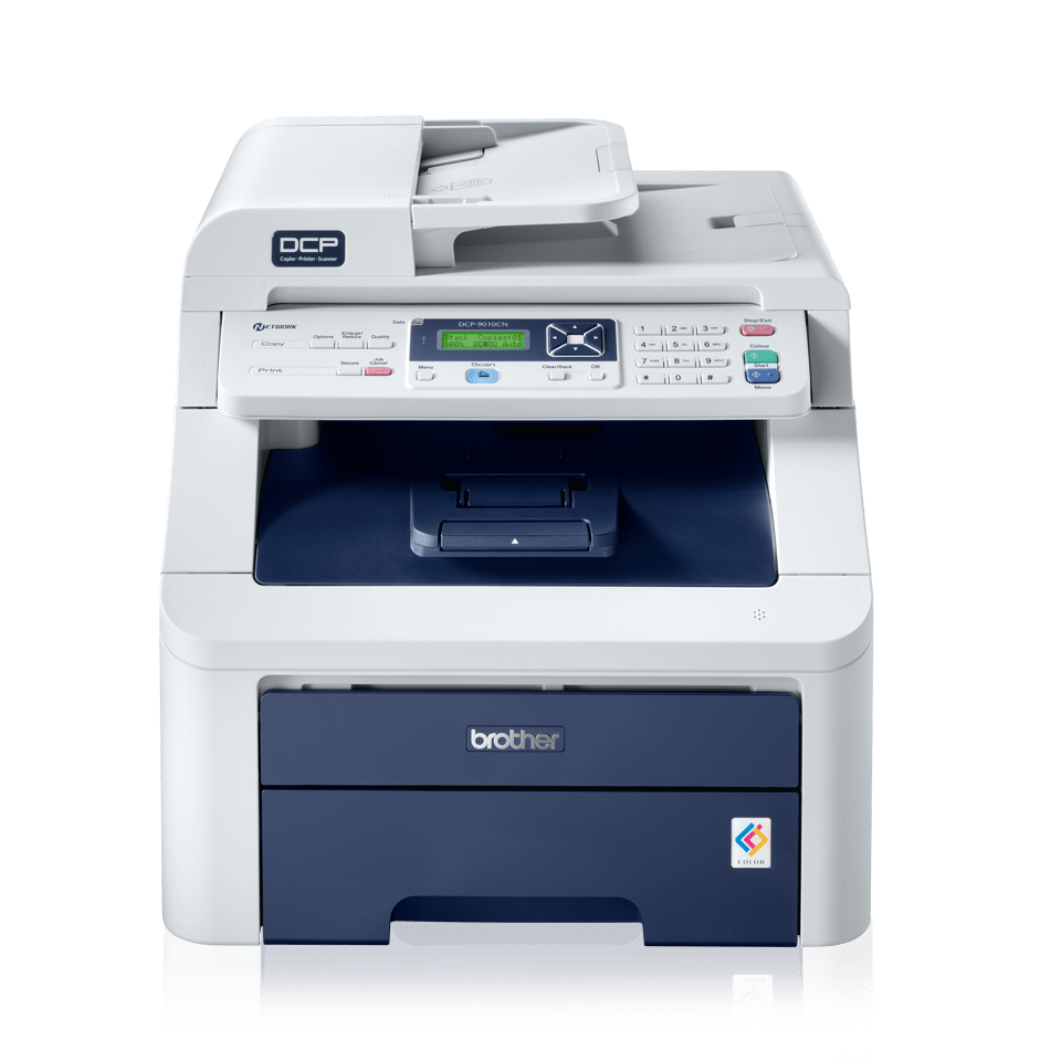 DCP-9010CN all-in-one kleurenlaserprinter 2