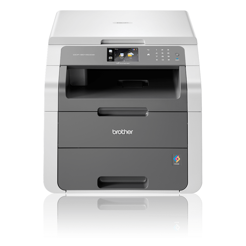 DCP-9015CDW all-in-one kleurenled printer 2